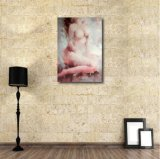 Nude Girl on Oil Painting for Home Decoration