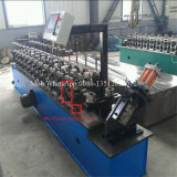 La quille et la piste de goujon en métal laminent à froid former la machine