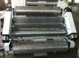 Maquinaria de empacotamento automática ondulada da classe da fatura de papel