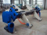 Tipo soporte de Zjv-E de rodillo de molino eléctrico de Shaftless del papel acanalado del cartón