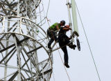 Torre feita sob encomenda da telecomunicação da alta qualidade