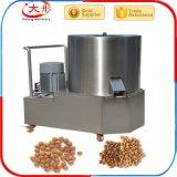 Máquina de pellets de alimentação flutuante totalmente automática para peixes