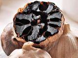 Les aliments nutritifs des aliments de santé de l'ail noir