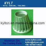 La aleación de aluminio del metal de alta presión a presión la pieza del disipador de calor de la fundición