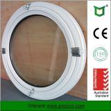 Guichet rond d'aluminium/en aluminium avec le certificat de la CE (PNOC0001URW)