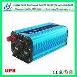 Inverseur automatique d'énergie solaire d'UPS 1500W avec le chargeur (QW-P1500UPS)