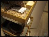 2015 [ولبوم] طلاء لّك [كيتشن كبينت] حديثة بيضاء في مطبخ أثاث لازم