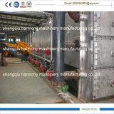 Continuoust Máquina de Processo de Resíduos Plásticos Fazendo Óleo de Plástico 30 Ton