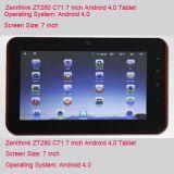 Zenithink ZT280 C71 7 дюймовый Android 4.0 планшетный ПК