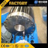 Le ce de l'Italie actionnent facilement la machine sertissante du boyau 2017 hydraulique à partir de l'usine de la Chine