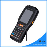 2D Barcode-Scanner-Terminal des Barcode-Hand-PDA androides Bluetooth WiFi 3G GPRS schroffes