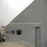 Helle Stahlgebäude-Werkstatt mit langer Lebensdauer