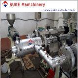 Ligne d'extrusion de pipe à base de silicium HDPE