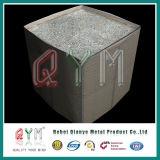 GabionボックスまたはHescoの障壁か軍のGabionによって溶接されるHesco