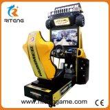 ゲームセンターのためのシミュレーターを運転するアーケード・ゲームのレースカー