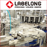 Máquina de engarrafamento de suco de bebidas automáticas China Manufacturing