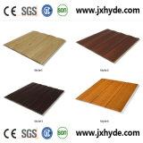8*250mm Decoração de parede de painéis de PVC de laminação de instrumentos