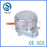 Válvula de atuador elétrico Válvula motorizada de latão bidirecional para bobina de ventilador (BS-828-20)