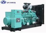 Conjunto de generador diesel de reserva de la potencia 800kVA Googol
