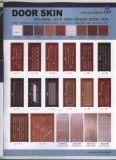 ブナの森のベニヤが付いている3mmのドアの皮