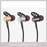 Resistente al agua aspiración magnético Jual inalámbricos estéreo auriculares Bluetooth para teléfono
