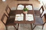 椅子(M-X2145)を食事する固体木ファブリック