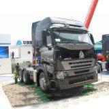 Het hete Verkopende Internationale Hoofd van de Tractor van /Trucks van de Vrachtwagen van de Tractor van Sinotruk HOWO van het Ontwerp A7 6X4