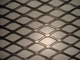 Diamond Mesh тяжелого металла расширенного