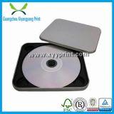 Hölzerner CD Kasten-gesetzter Verpackungs-Großverkauf-CD Plastikkasten
