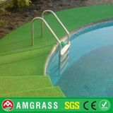 UV-Resistent Landscaping Artificial Turf и Synthetic Grass (AMFT424-25D)