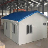 Structure légère en acier préfabriqué mobile chambre