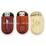 Большой пец руки привода USB 2.0 карты памяти USB диска USB Pendrives внезапного диска USB карты памяти ручки USB логоса OEM привода вспышки USB деревянные внезапный