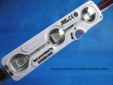 Módulo impermeable caliente de la inyección de las ventas 5050 3LED RGB