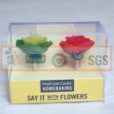 Verschiedene vorbildliche Blumen-geformte Kerzen
