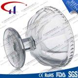 140ml heet verkoop de Duidelijke Kop van het Roomijs van het Glas (CHM8393)