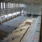 Constructions en acier préfabriquées de l'Afrique du Sud pour l'application commerciale et industrielle