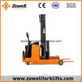 Zowell Xr 20 elektrisches Reichweite-Ablagefach mit einer 2 Tonnen-Eingabe, 1.6m-4m anhebende Höhe