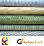 """T/C 65/35 20X20 108X58 58/59 """" 3/1 di Twill Fabric per Workwear"""