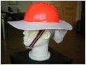 Полная тень шлема Sunhat безопасности Brim на день лета горячий