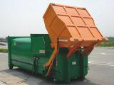 환경 장비를 위한 용접된 액압 실린더, 정리 장비, 도로 스위퍼, 쓰레기 압축