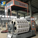 Papiermassen-Wachtel-Ei-Tellersegment-Herstellungs-maschinelle Herstellung-Zeile Preis