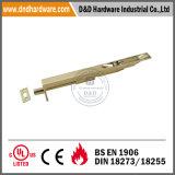 Tornillo enrasado de la puerta de cobre amarillo para las puertas del metal con la UL