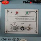 Sigillatore di impulso di calore del doppio del pedale del piede di serie di Pfs