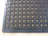 熱い販売の反疲労のゴム製床のマットのスリップ防止ゴム製フロアーリング、ホテルのゴム製タイル、抗菌性の床のマット