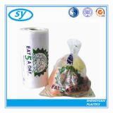 Напечатанный PE пластичный мешок еды на крене