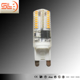 Bulbo de alta eficiencia G9 LED con CE