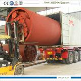 5 Ton Tire Oil Machine Pyrolysis Used Tire