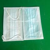 No tejido quirúrgicos desechables Mascarilla no estériles sin látex