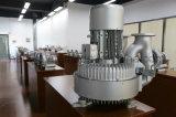 El canal lateral del ventilador de alta presión