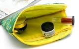 Sacola de cosméticos de viagens acessíveis de poliéster barato de qualidade excelente
